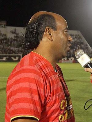 Carlos Moura Dourado, ídolo do América-RN (Foto: Canindé Soares)