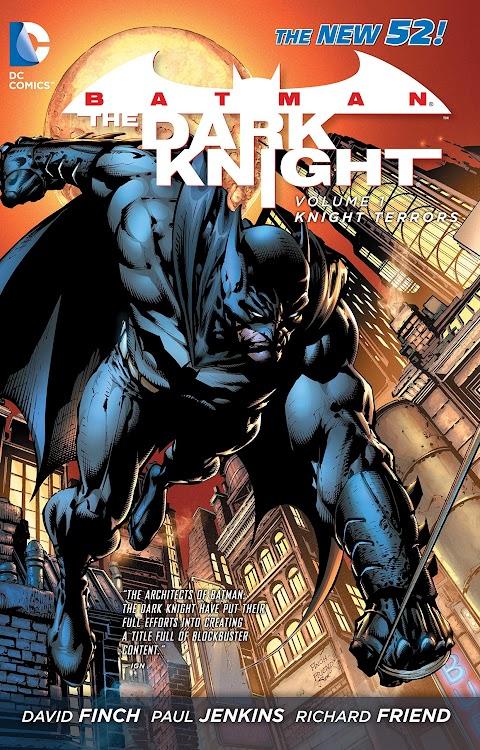 Batman The Dark Knight Comic Vol 1