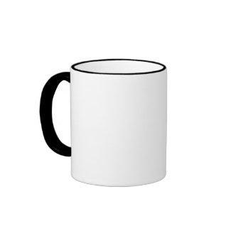 Red Hollyhocks Mugs