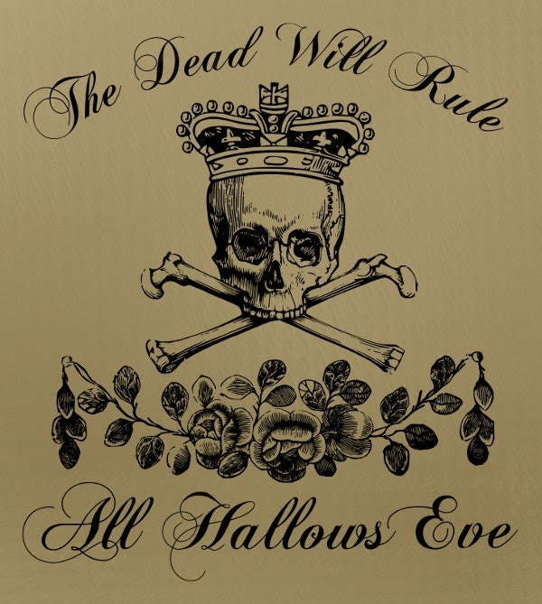 All Hallows Eve Halloween Clip Art, Skull and Crossbones, Royalty Free, No Credit Required