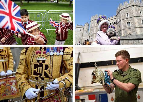 Meghan Markle?s Wedding Day 2018 Photos: England Prepares