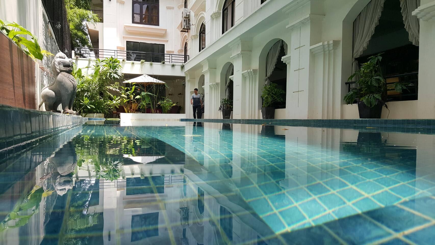 Angkor Vireak Chey Hotel Reviews