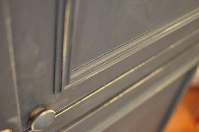 now black armoire