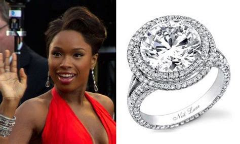 Jennifer Hudson's Engagement Ring   Engagement Rings