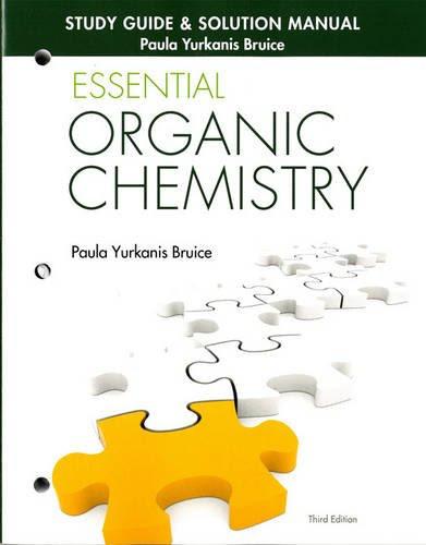 Pdf U22d9 Study Guide  U0026 Solution Manual For Essential Organic