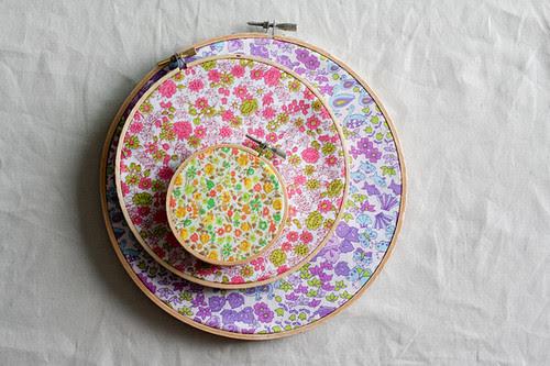 Vintage Fabric by Jeni Baker