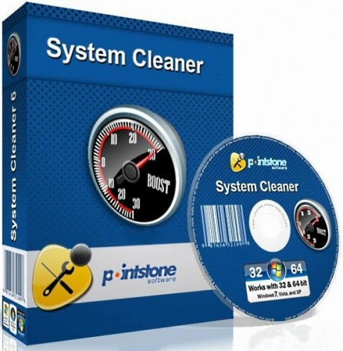 Pointstone System Cleaner 7.3.6.328 Portable