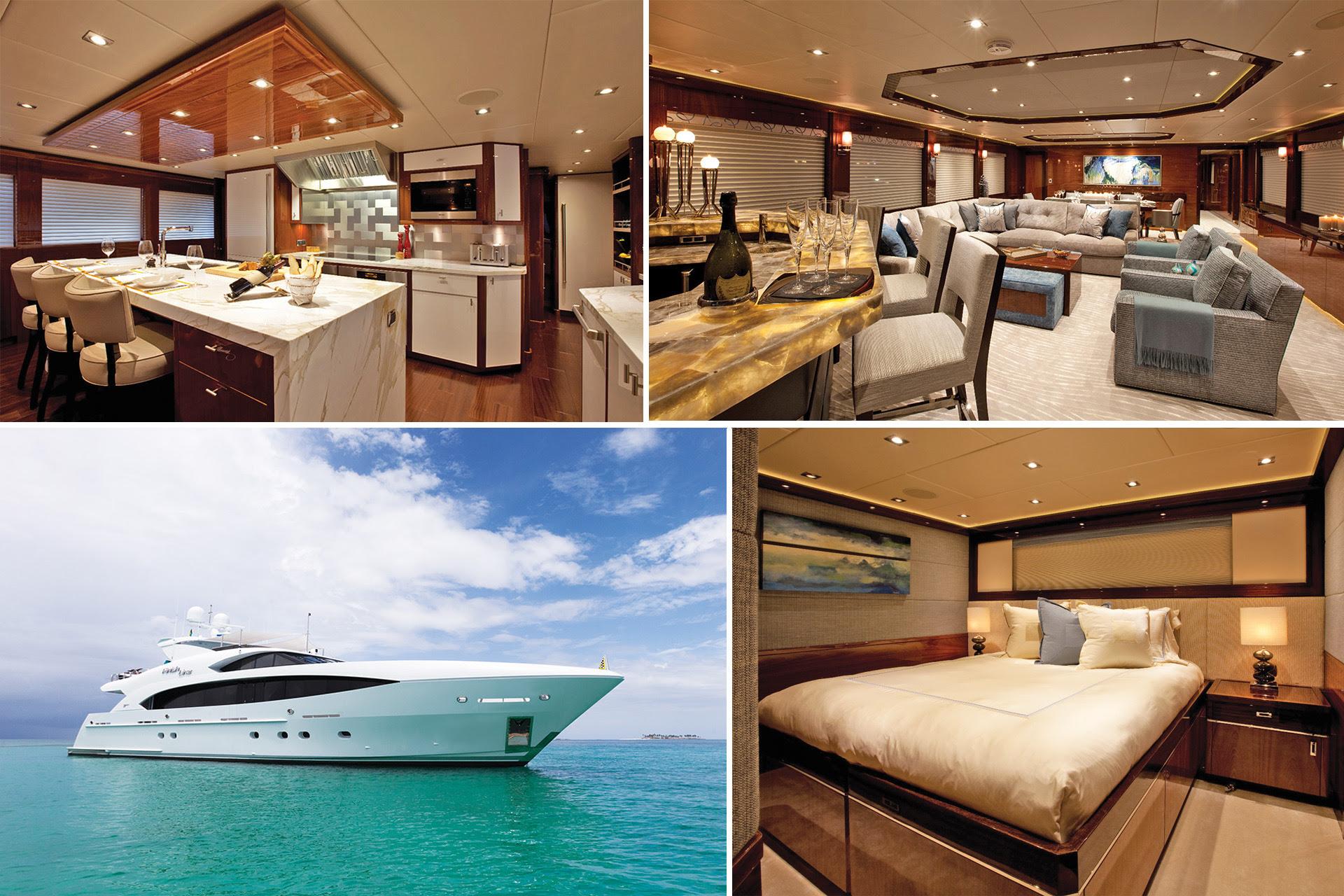 680 Koleksi Ide Design Interior Yacht HD Paling Keren Untuk Di Contoh