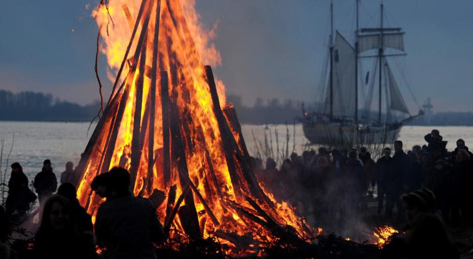 Mundo - Calendários da Páscoa e do paganismo coincidem na Alemanha