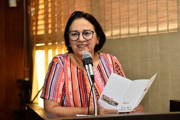 Fátima Bezerra confirmou que PT terá candidato próprio