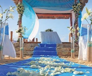 Weddings in Azul Fives ? Azul Fives Weddings from Perfect
