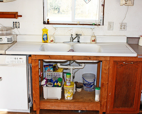 New (old) Sink