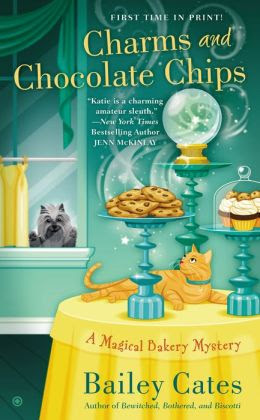 Charms and Chocolate Chips (Magical Bakery Series #3)