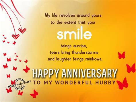 Anniversary Wishes For Husband   Wishes, Greetings