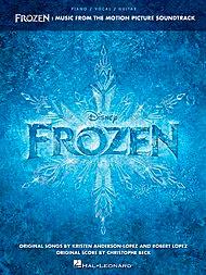 'Frozen' Sheet Music