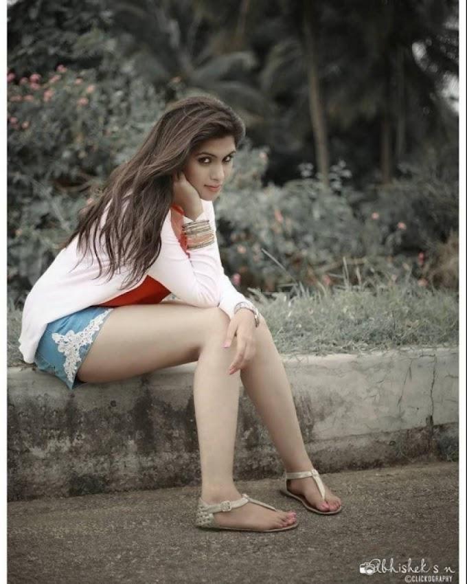 View Photo of Indian Actress  Sonu Gowda.#SonuGowda #Sonu #Gowda