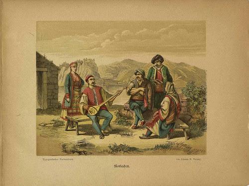 Oesterr-Ungarische Nationalitäten (Morlachen)