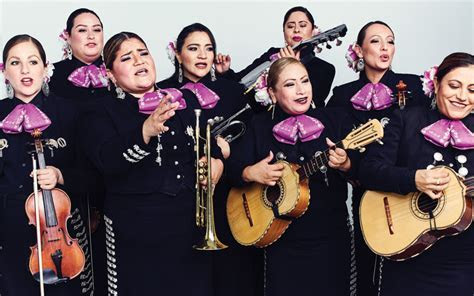 An Inside Look at One of L.A.'s Only All Female Mariachi