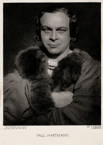 Paul Hartmann, Jedermann