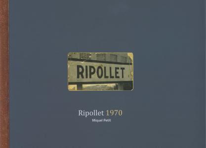 Miquel Petit presenta el seu llibre <i>Ripollet, 1970</i> inclòs al Racó de Lletres Locals 2013 -Imatge 1-