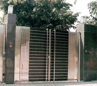Boundary Gate Design Photo