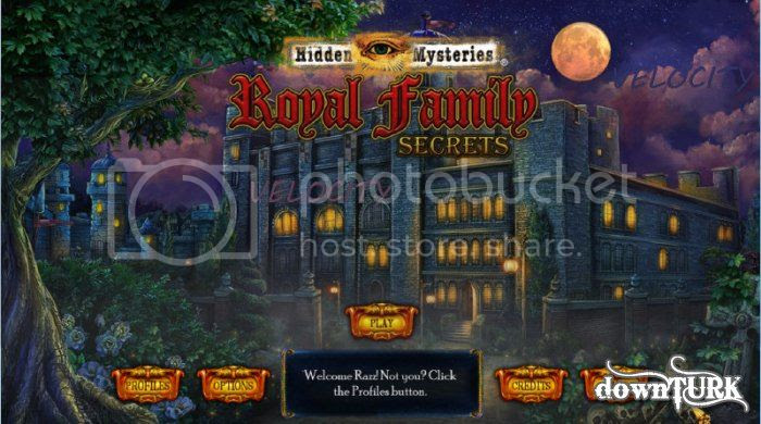 Hidden Mysteries: Royal Family Secrets with Guide [FINAL]