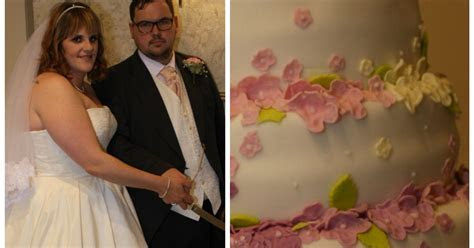 Nefyn couple's special day ruined after wedding cake