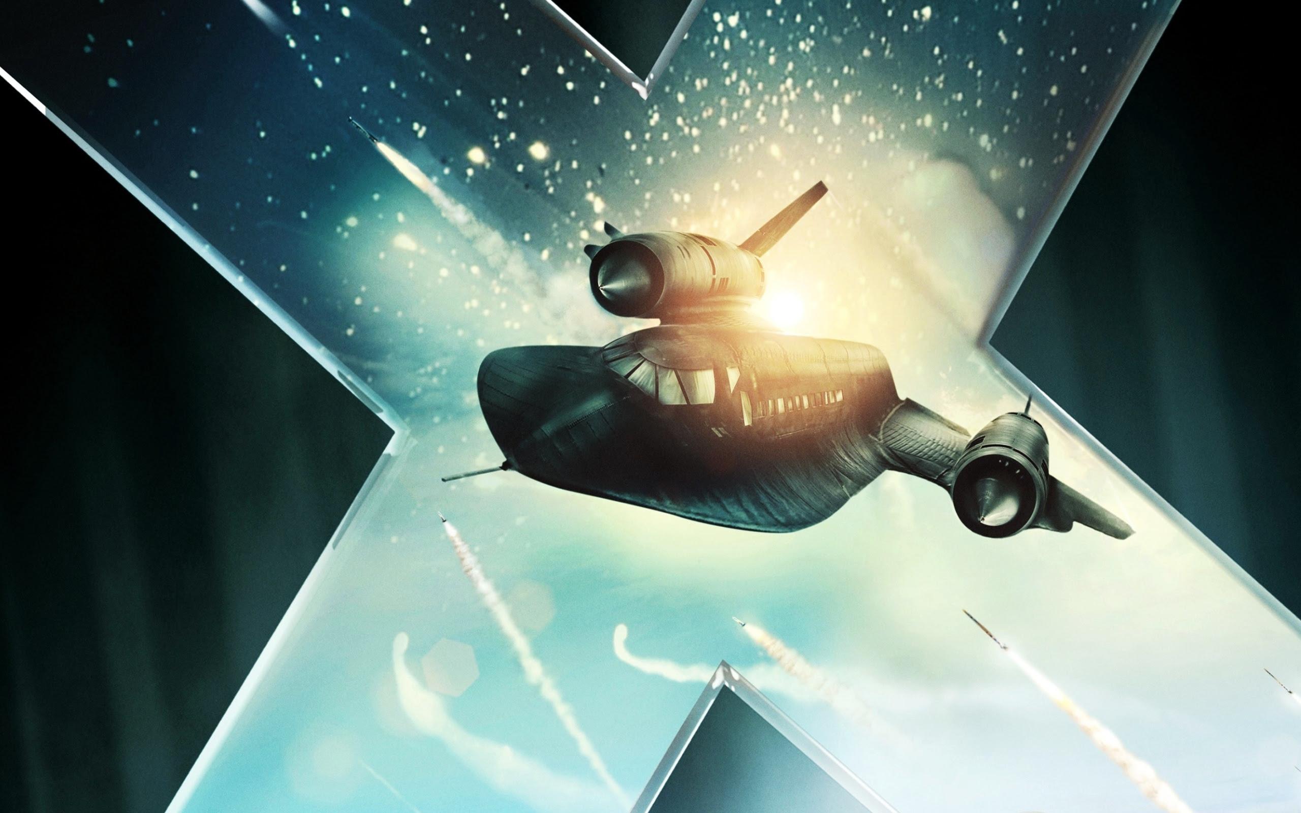 X Men First Class Fighter Jet Wallpapers Wallpapers Hd