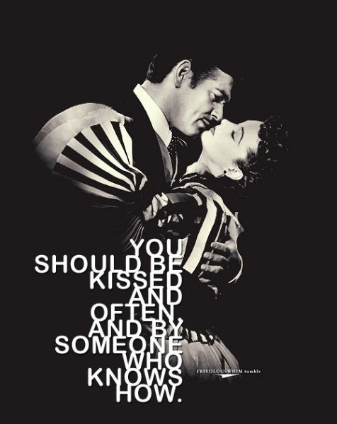 Gone With The Wind Movie Quotes \u0026 Sayings  Gone With The
