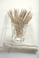 Toothpicks in a Glass