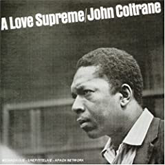 John Coltrane: A Love Supreme cover
