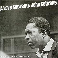 John Coltrane: A Love Supreme cover