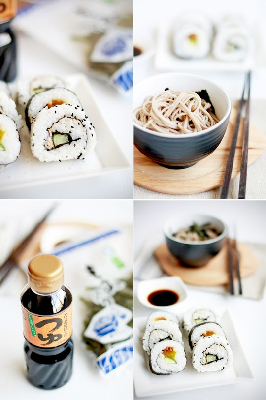 A Simple Japanese Lunch