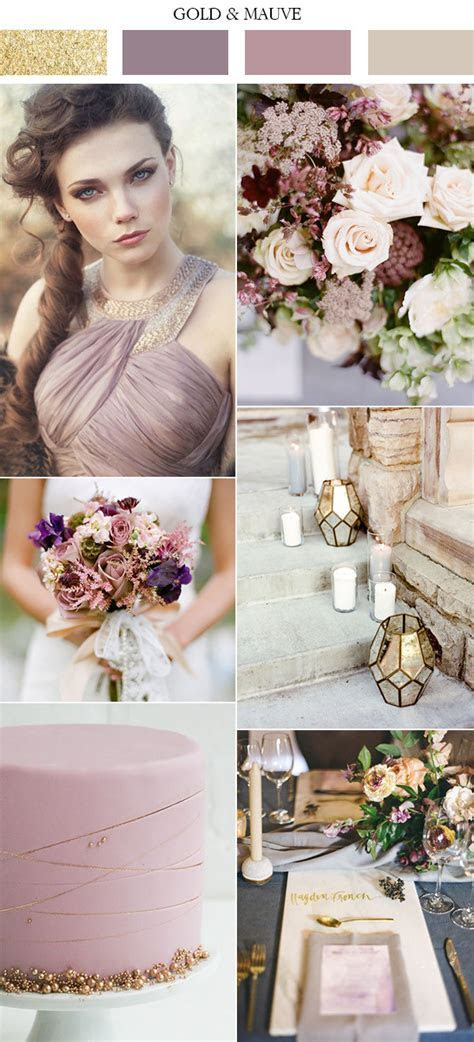 Top 10 Gold Wedding Color Ideas for 2019 Trends   Oh Best