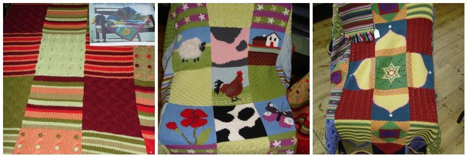 Debbie Abrahams blankets