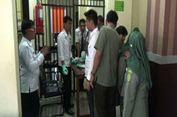 Dites Urine Mendadak, Pegawai dan Hakim PN Polewali Tegang