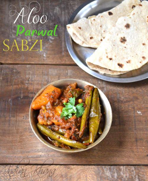 Parwal Aloo Sabzi | Patal Aloo Sabji Recipe