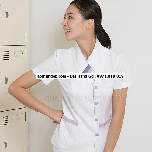 đồng phục thẩm mỹ viện