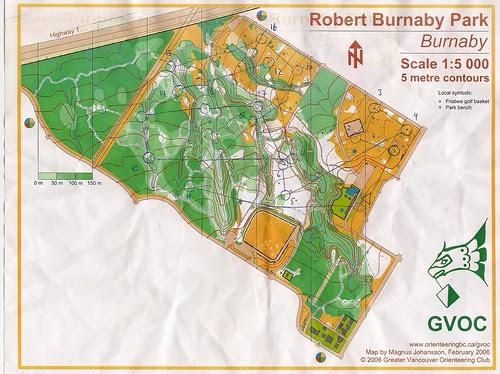 Training, Robert Burnaby Park, November 30