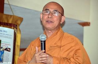 Hòa thượng Thích Thiện Tâm nói về Di sản của Đức cố Tăng Thống Thích Huyền Quang, Hình PTTPGQT