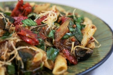Kalyn's Kitchen®: Pasta Salad with Roasted Tomatoes ...