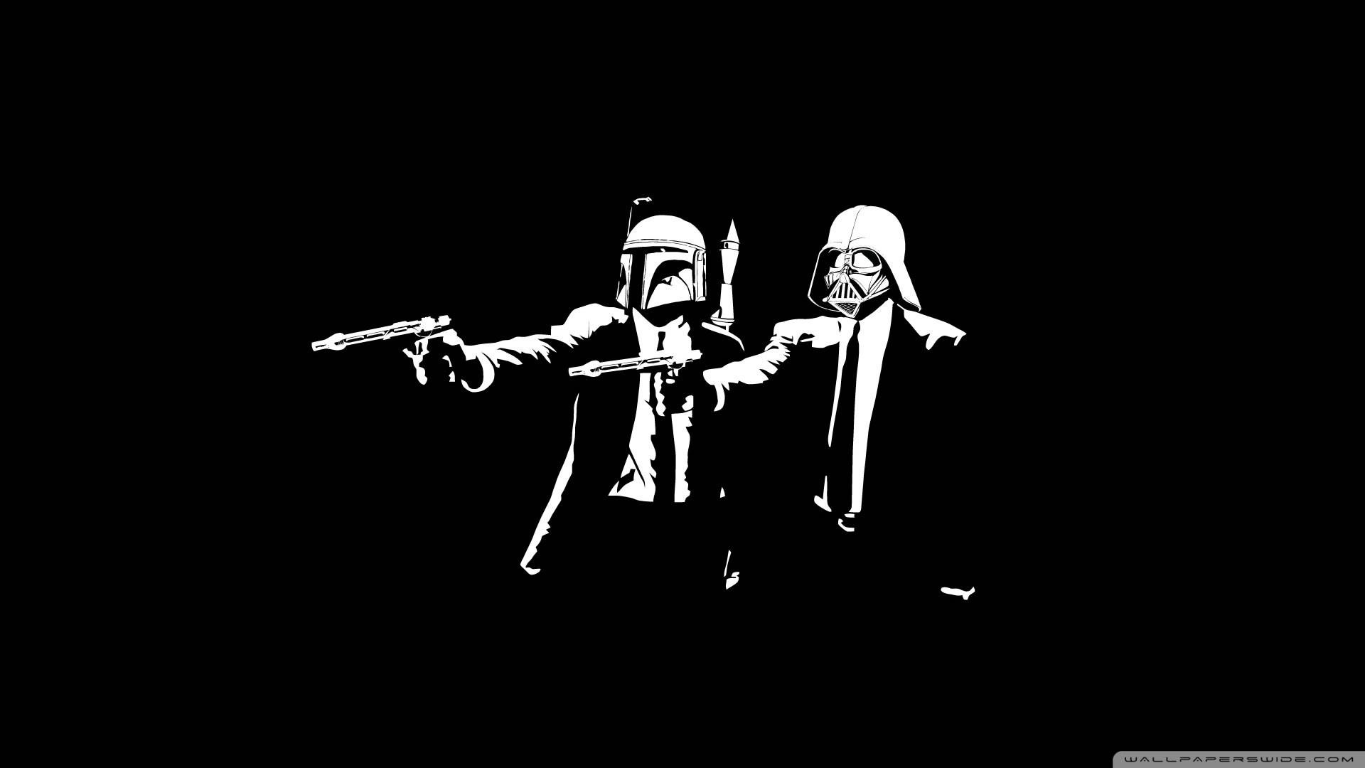 Star Wars Pulp Fiction Wallpaper 57 Images