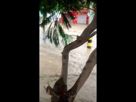 Videos durante la activación de la quebrada San Idelfonso