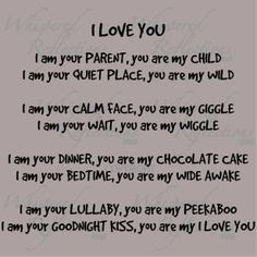 Love Your Kids Quotes 20 Quotesbae