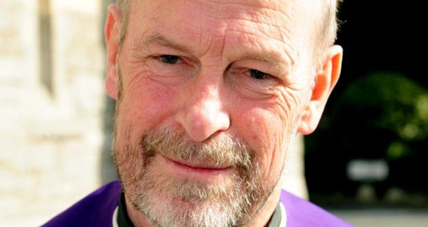 Former spokesman for the Catholic bishops Fr Martin Clarke who died yesterday. Photograph: Aidan Crawley/The Irish Times