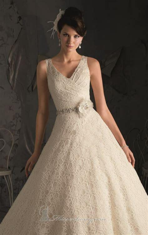 mori lee lace ivory wedding dress ebay