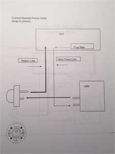 Poulan Pro Chainsaw Fuel Line Diagram