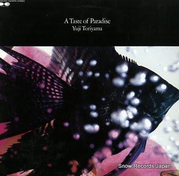 TORIYAMA, YUJI taste of paradise, a