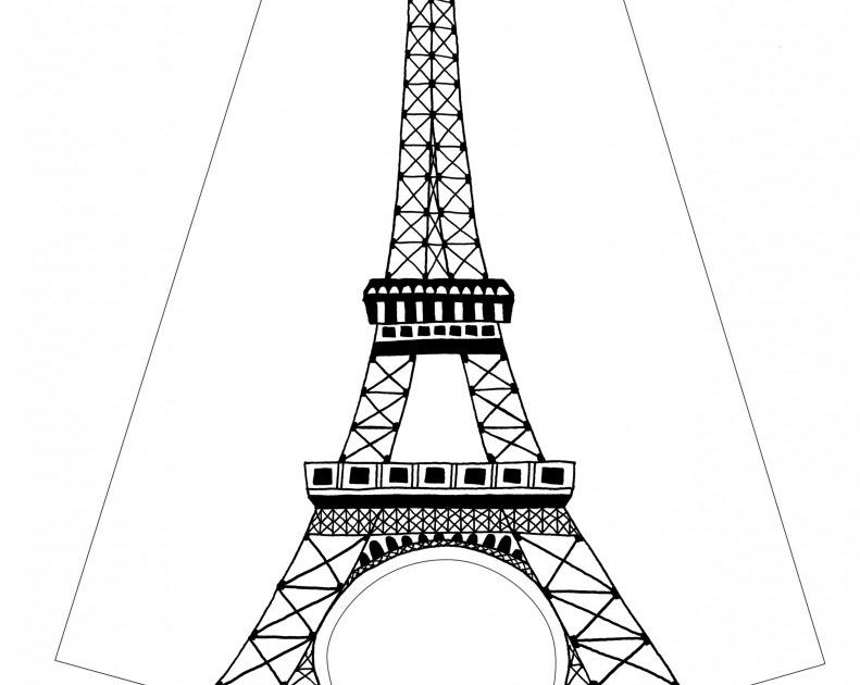 Plantillas De La Torre Eiffel Ideas Y Material Gratis Para