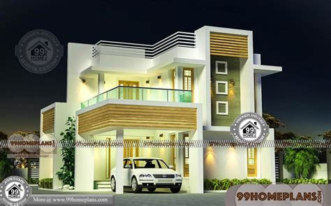 simple box type house design   story  budget